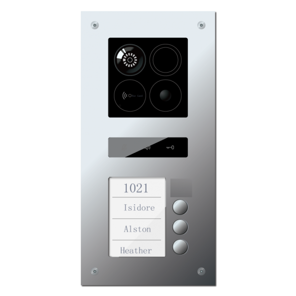 PURE IP VIDEO DOOR STATION D1-3