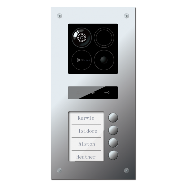 PURE IP VIDEO DOOR STATION D1-4
